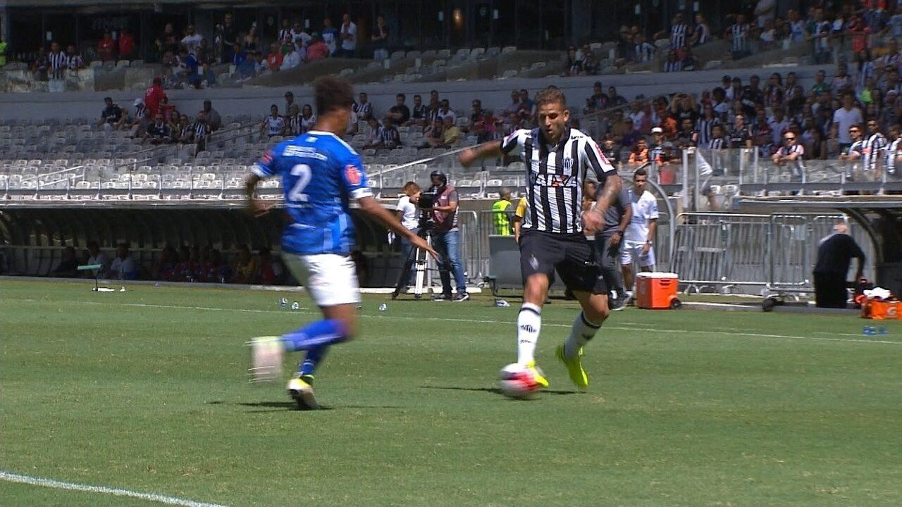 Melhores momentos de URT 1 x 1 Atlético-MG, pela semifinal do Mineiro