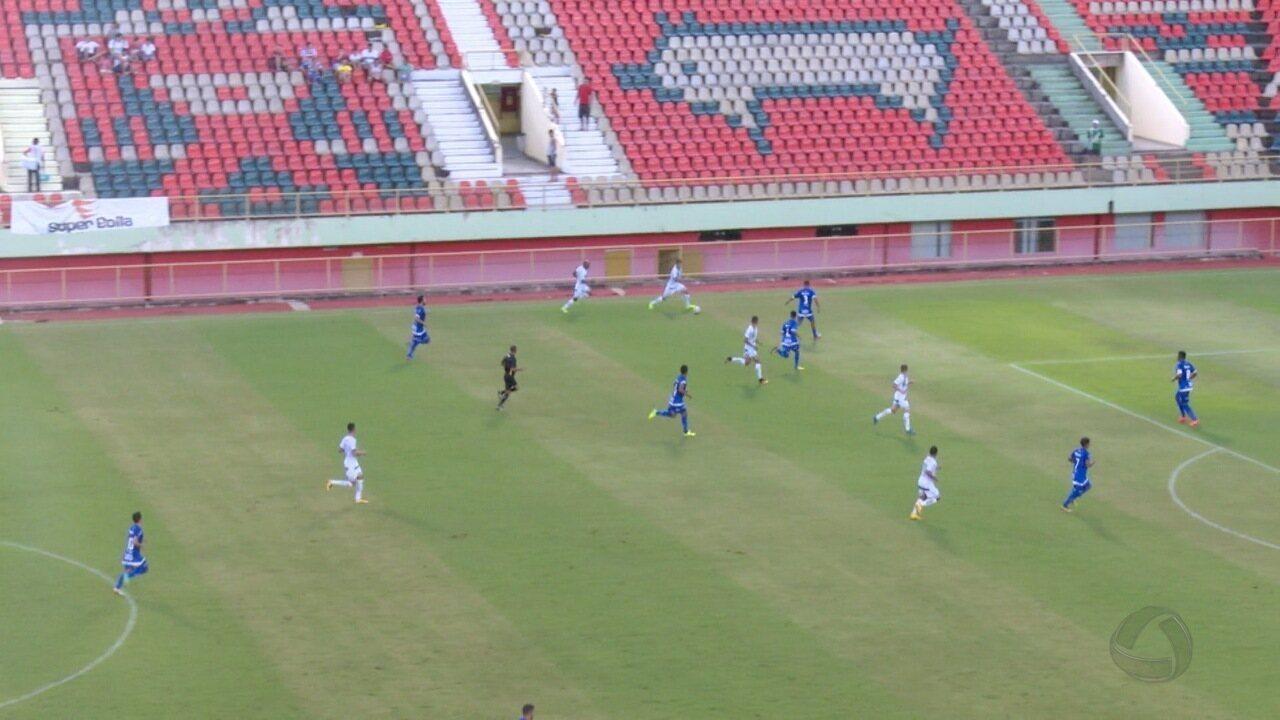 Luverdense vence Rondoniense, e fica por um empate para chegar na final da Copa Verde
