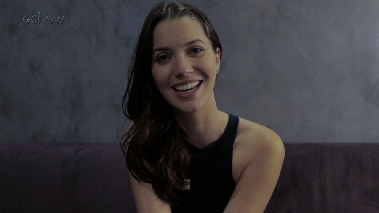 """Nathalia Dill fala da experiência de viver gêmeas e se despede de Lorena: """"É uma personagem que eu gosto muito de fazer, descobri muitas coisas legais, então eu realmente sinto uma dor muito grande da Lorena partir"""""""
