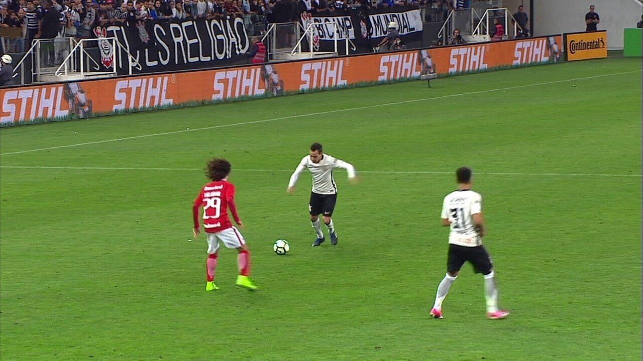 Veja os melhores momentos de Corinthians x Inter