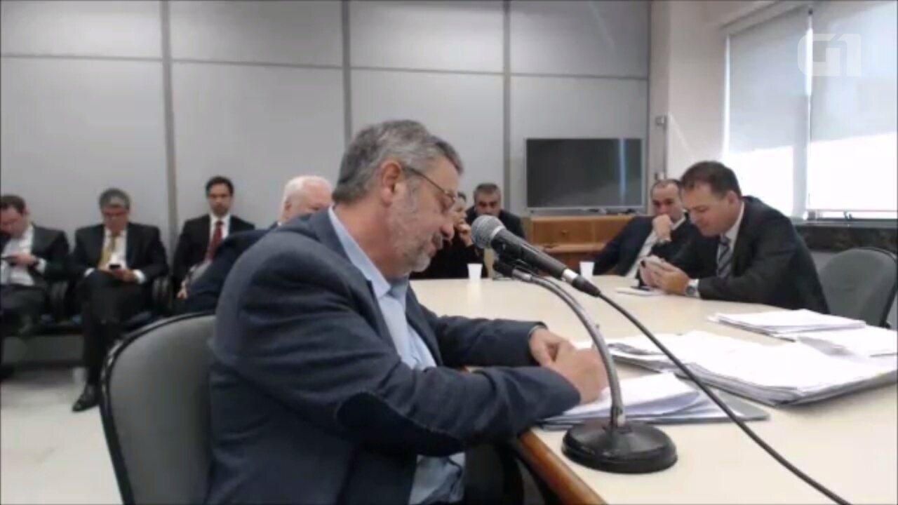 Depoimento Antonio Palocci - vídeo 4