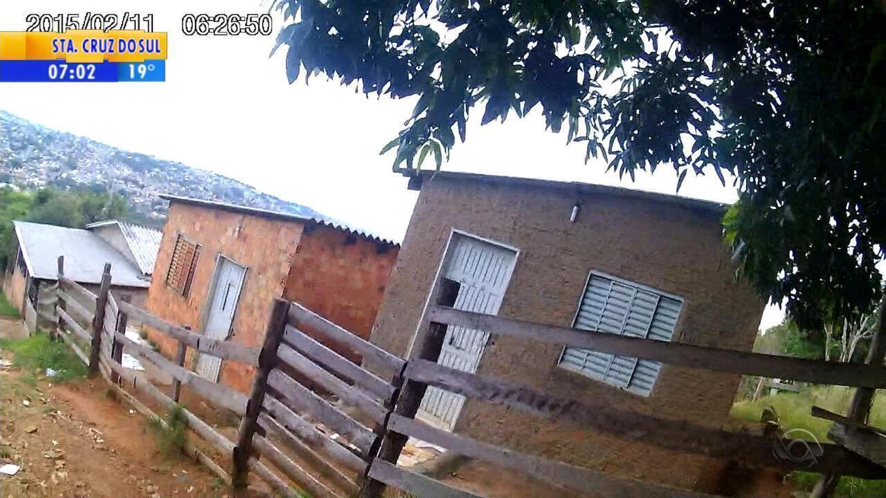 Moradores de Porto Alegre são expulsos de casa por traficantes