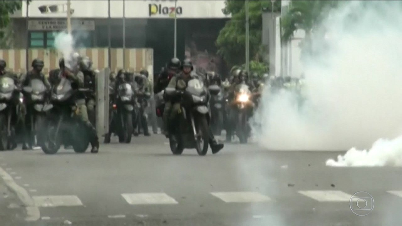 Protestos e saques na Venezuela deixam 11 mortos