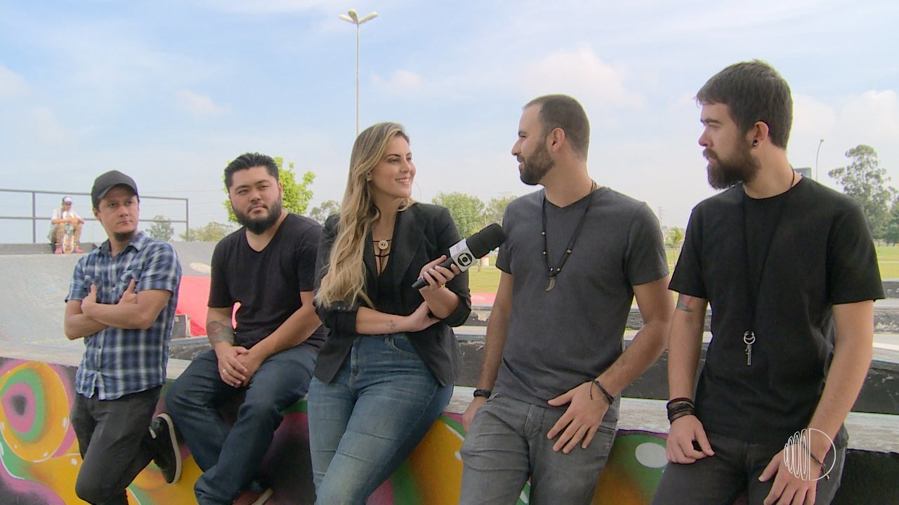 'Limados' lançam clipe no 'Mais Diário'