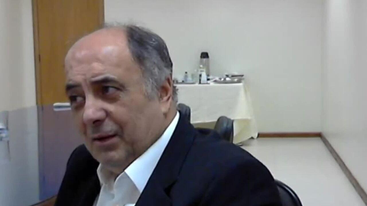 Hilberto Mascarenhas explica a criação do 'setor de propinas' da Odebrecht