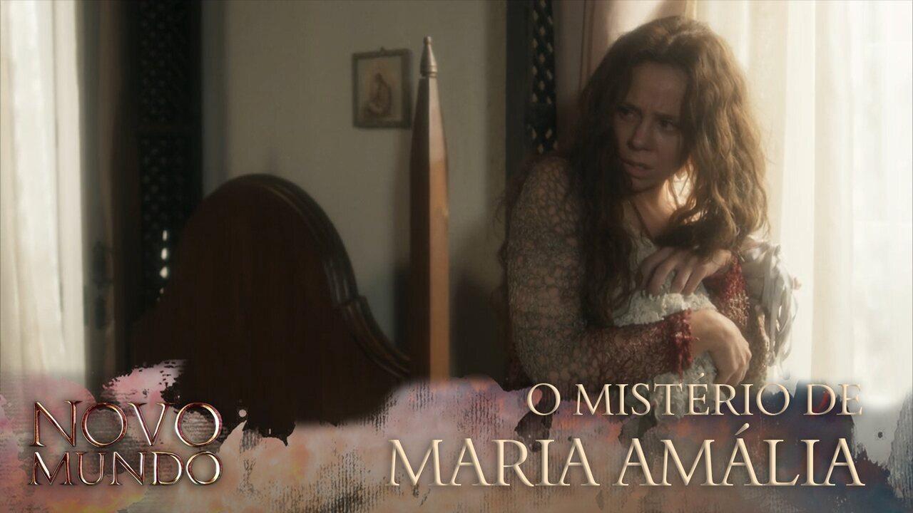 Autores analisam Maria Amália e dão pistas de seus mistérios