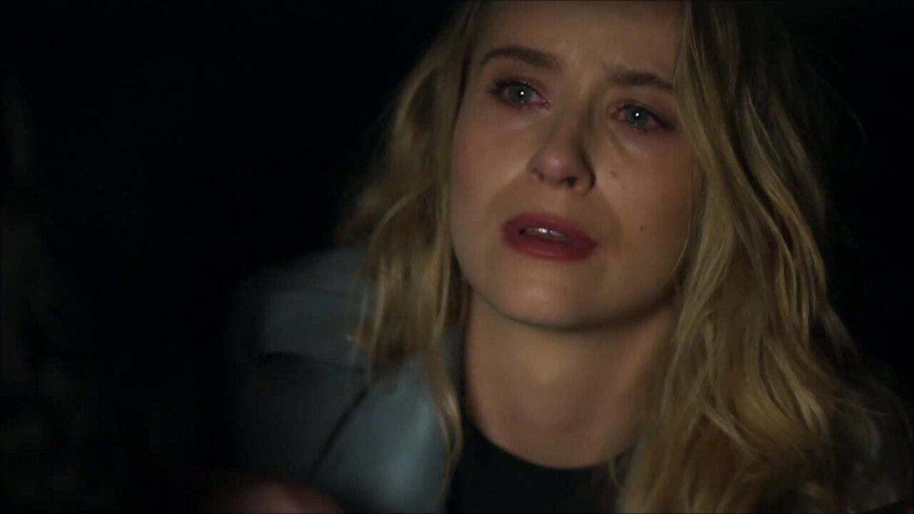 Último capítulo: Bárbara tem um palpite sobre paradeiro de Caio