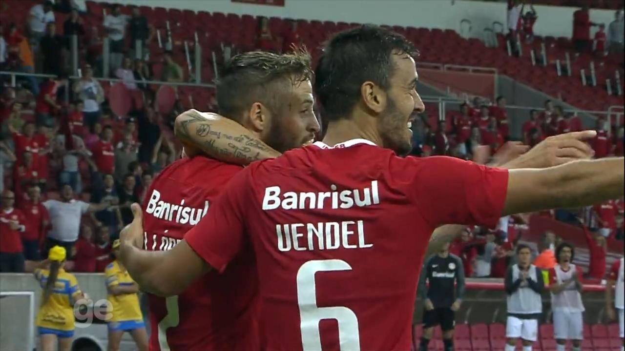 Confira os gols marcados pelo Internacional no Gauchão 2017
