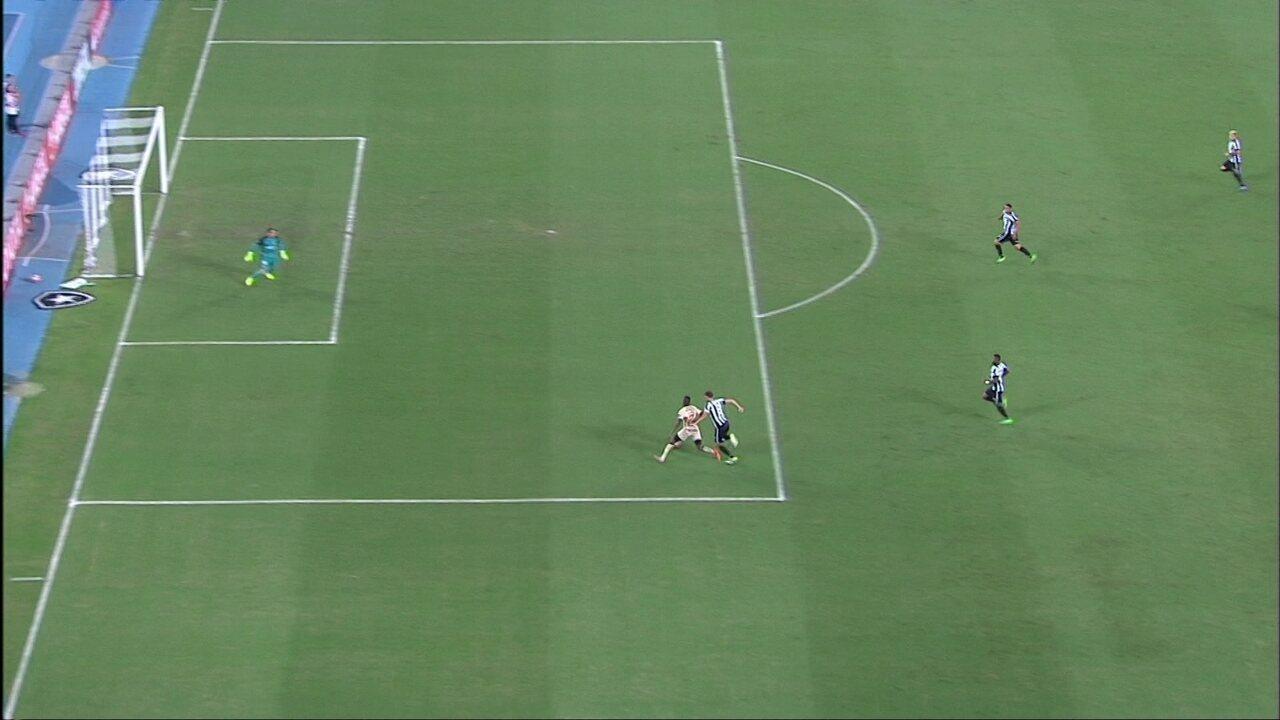 Melhores momentos de Botafogo 0 x 2 Barcelona de Guayaquil pela 4ª rodada da Libertadores