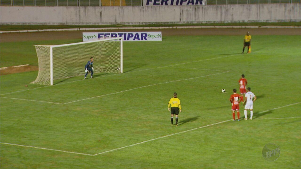 Com gol no último minuto, Boa Esporte bate o Tupynambás e assume a liderança do Módulo 2
