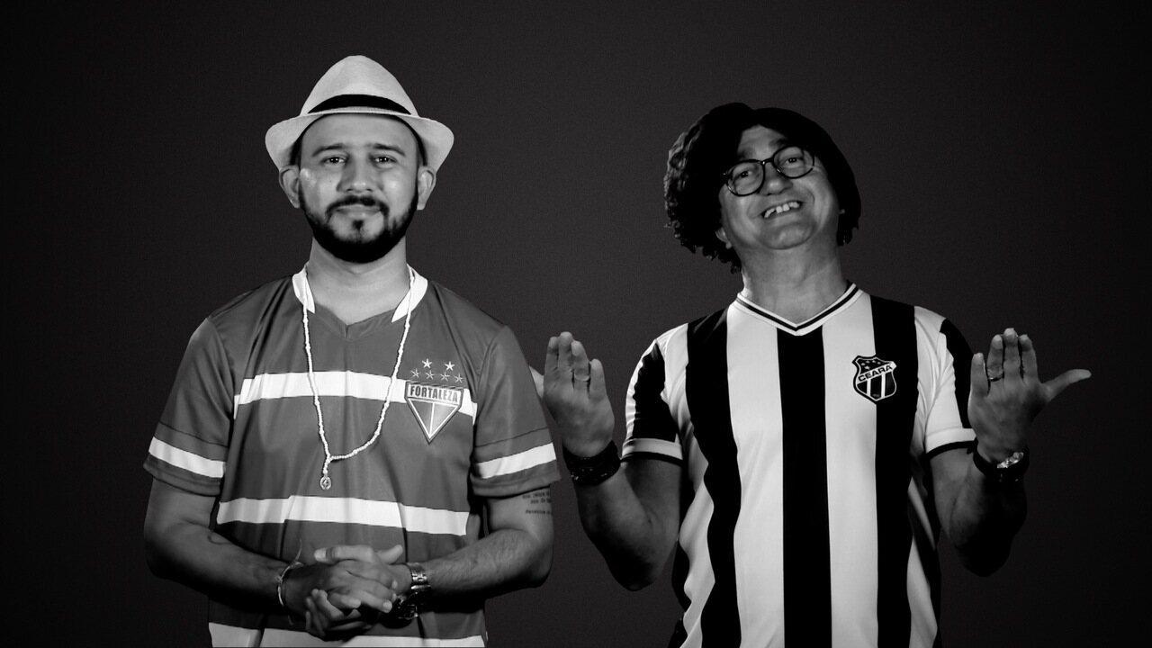 Bráulio Bessa (Fortaleza) e Adamastor Pitaco (Ceará)