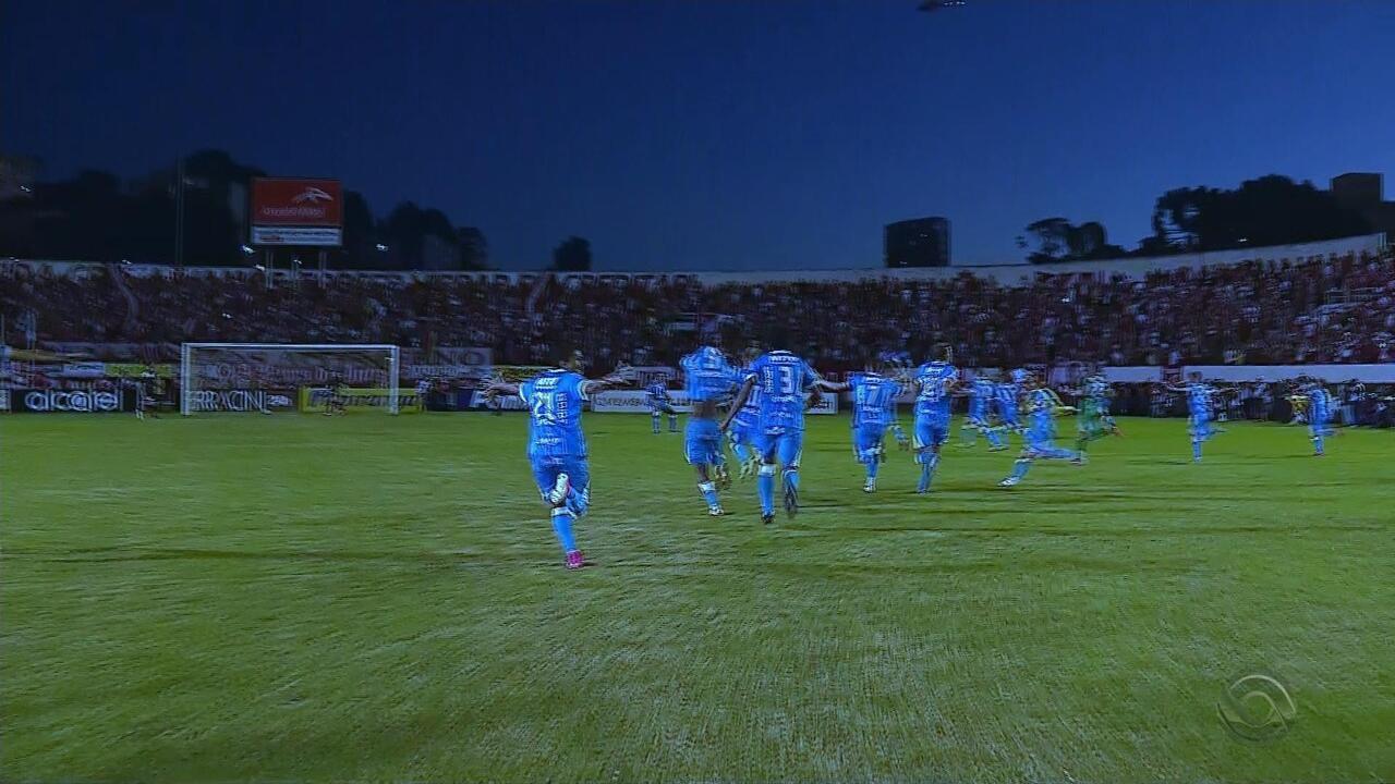 Confira os melhores momentos de Novo Hamburgo 1 x 1 Inter (3 x 1)