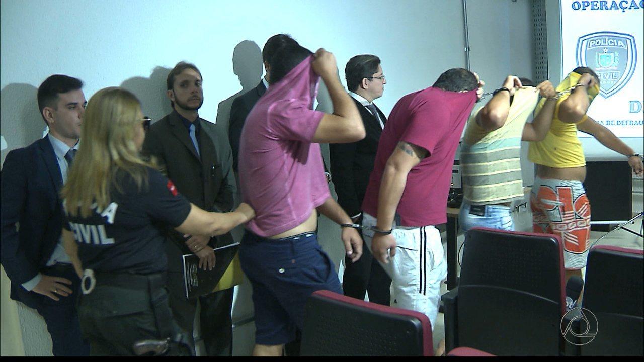 Operação Gabarito: mais 21 pessoas são investigadas suspeitas de fraudar concursos