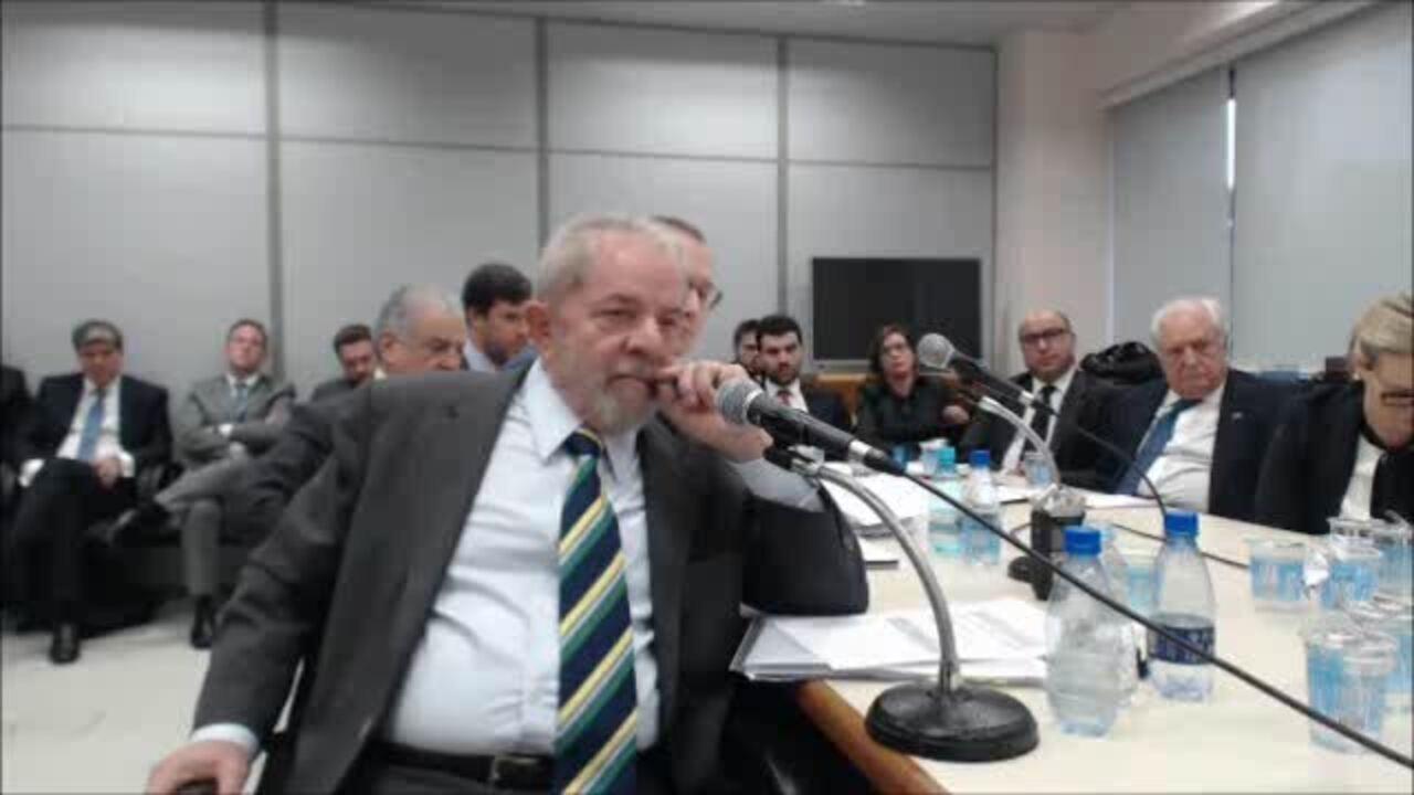 Depoimento de Lula a Moro – vídeo 3