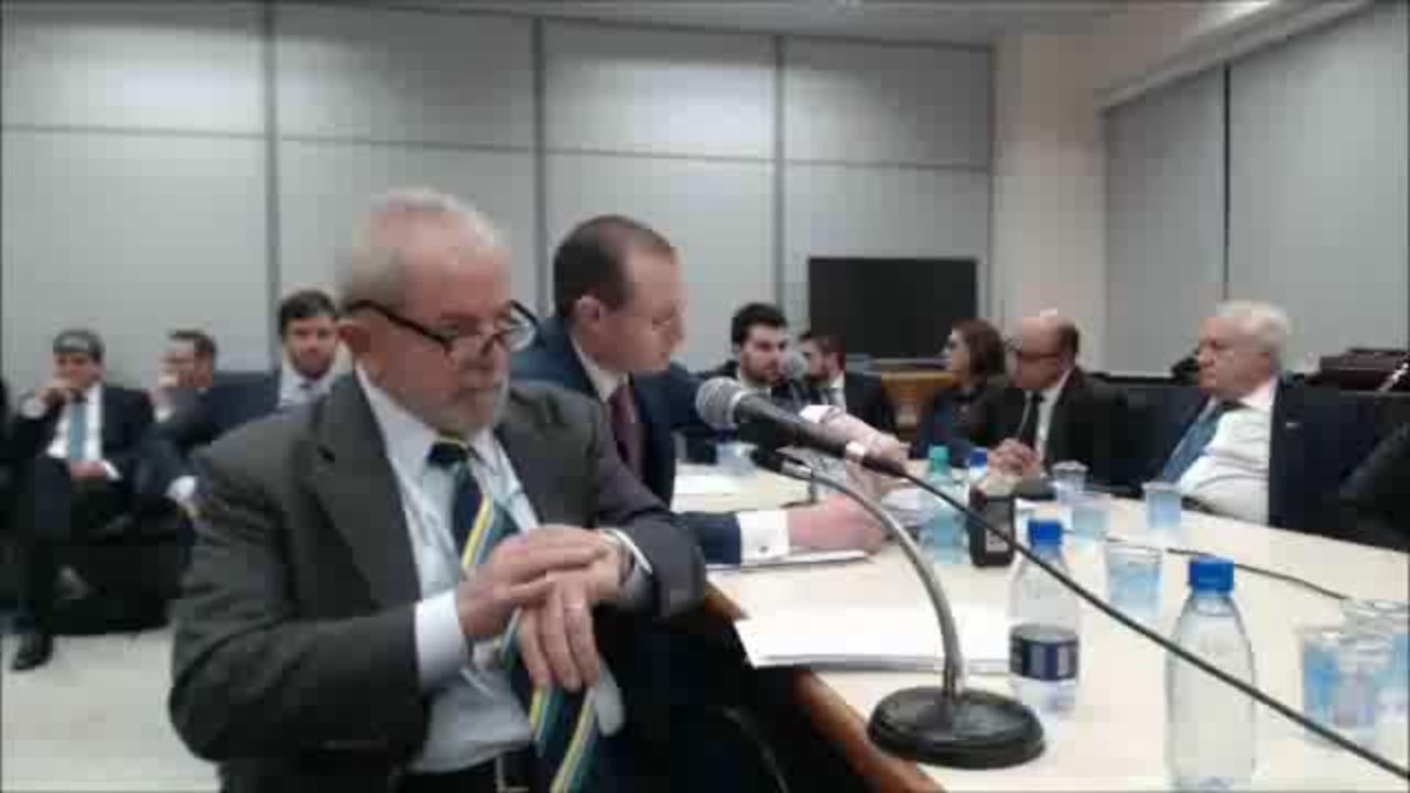 Depoimento de Lula a Moro – vídeo 8