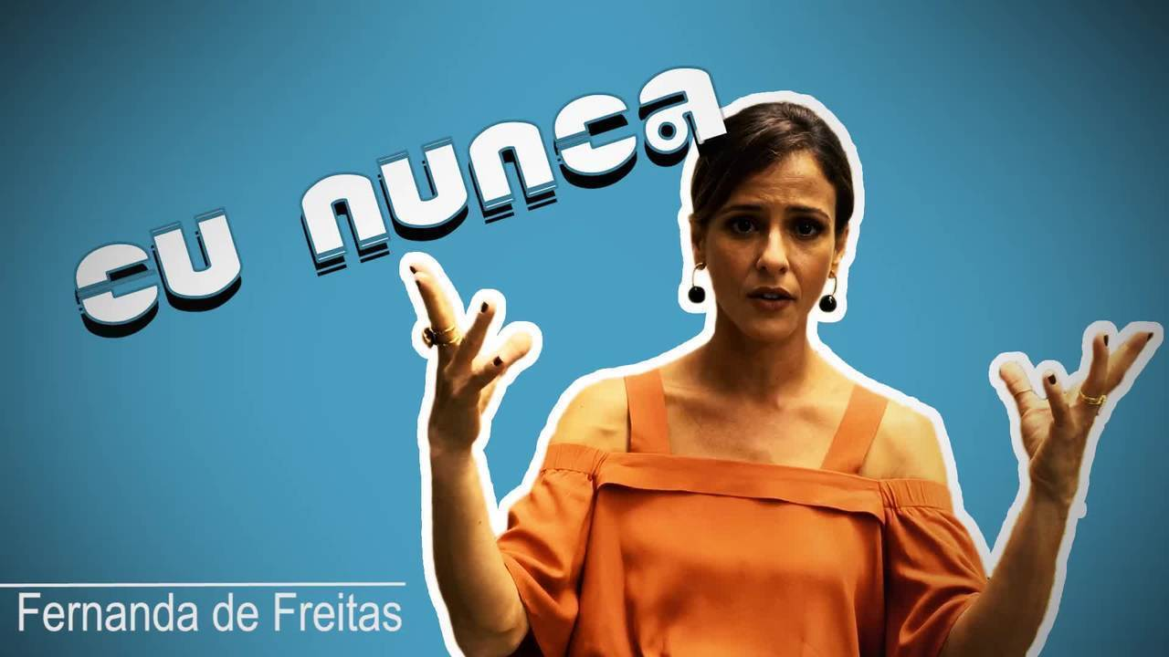 Fernanda de Freitas revela coisas que ela nunca faria...