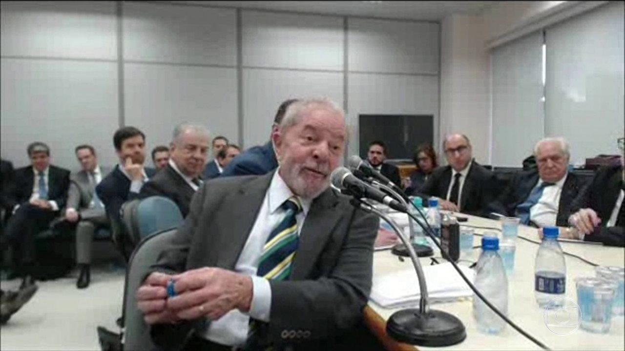 Lula diz que nomeação de diretores da Petrobras seguia lógica dos governos anteriores
