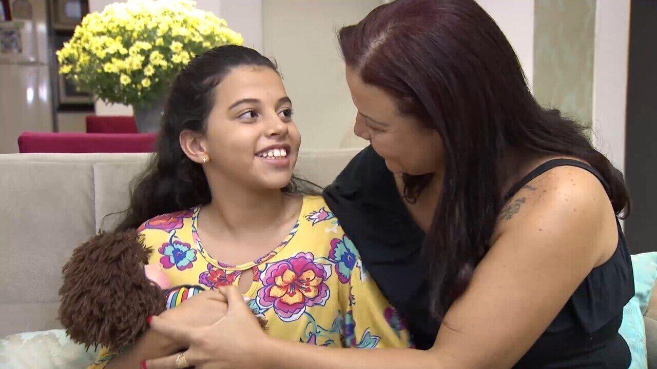 Tô Indo: Mário conta história emocionante de mãe e filha