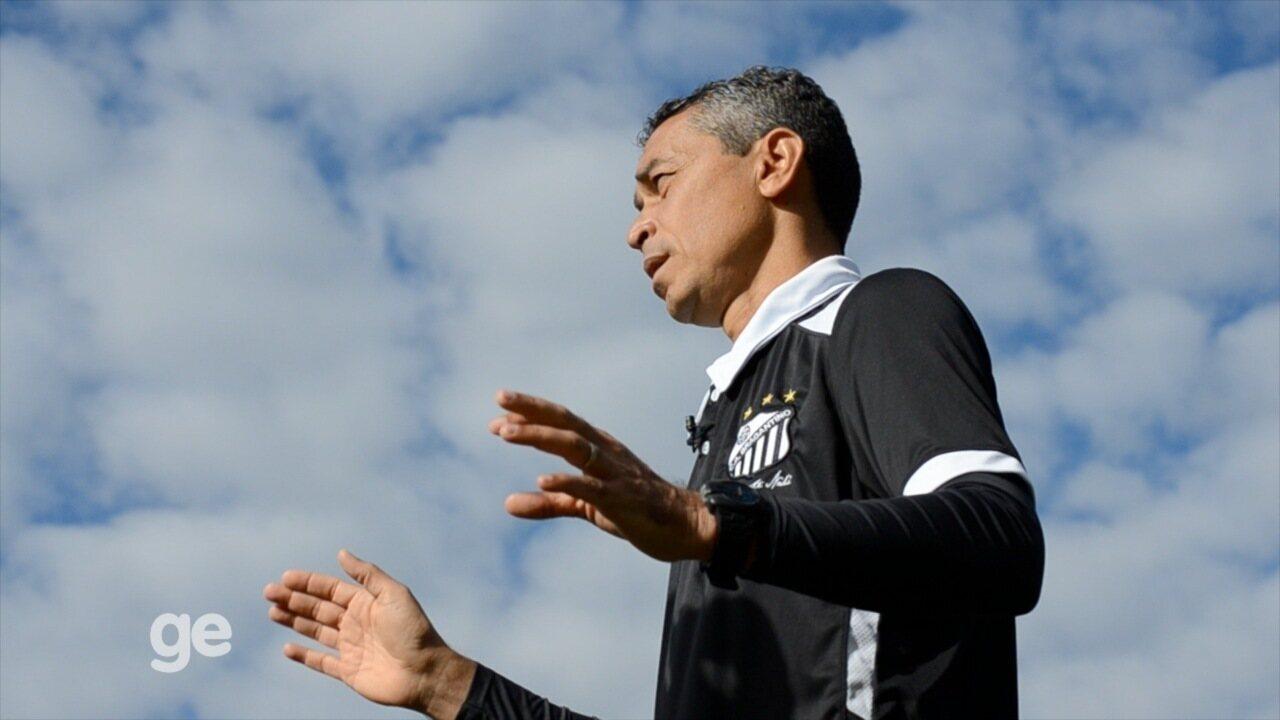 Alberto Félix comenta início da carreira como técnico e relembra trajetória como jogador