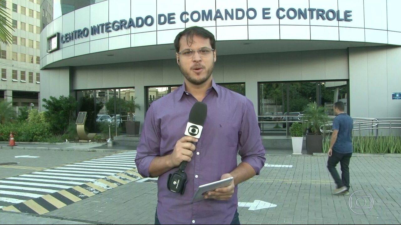 G1 no Bom Dia Rio: Aplicativo do ISP monitora áreas de criminalidade do Rio