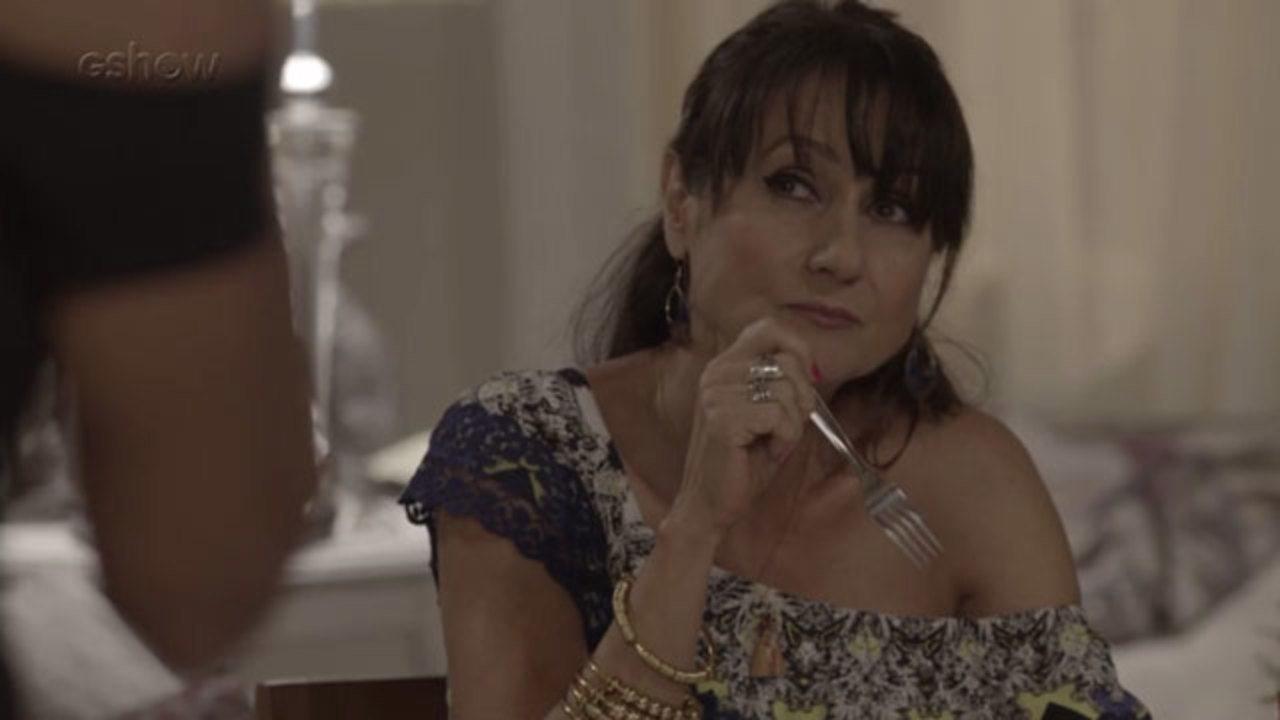 Resumo de 16/5 - Edinalva convida Rita para almoço na casa de Jeiza
