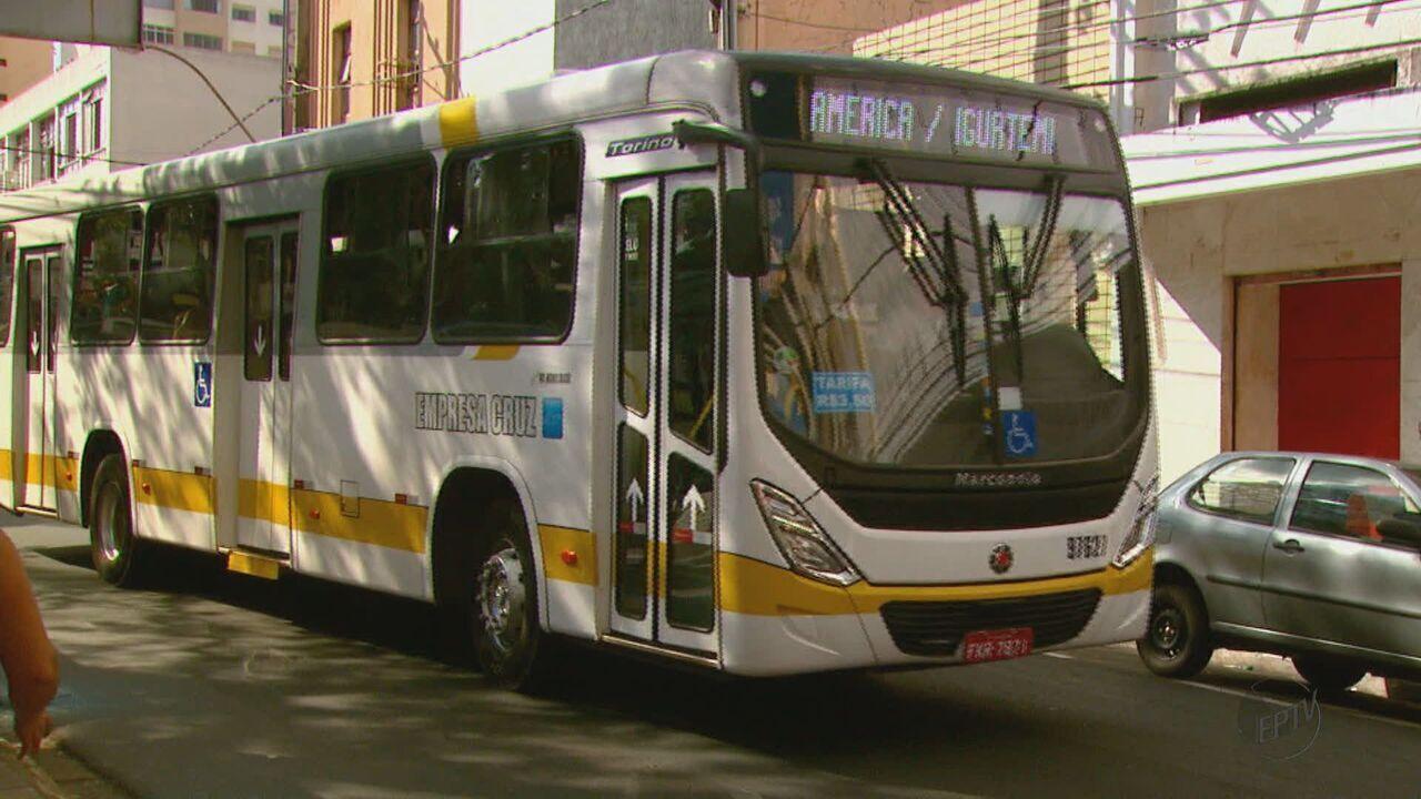 Número de roubos aumenta 170% nos ônibus em Araraquara, SP