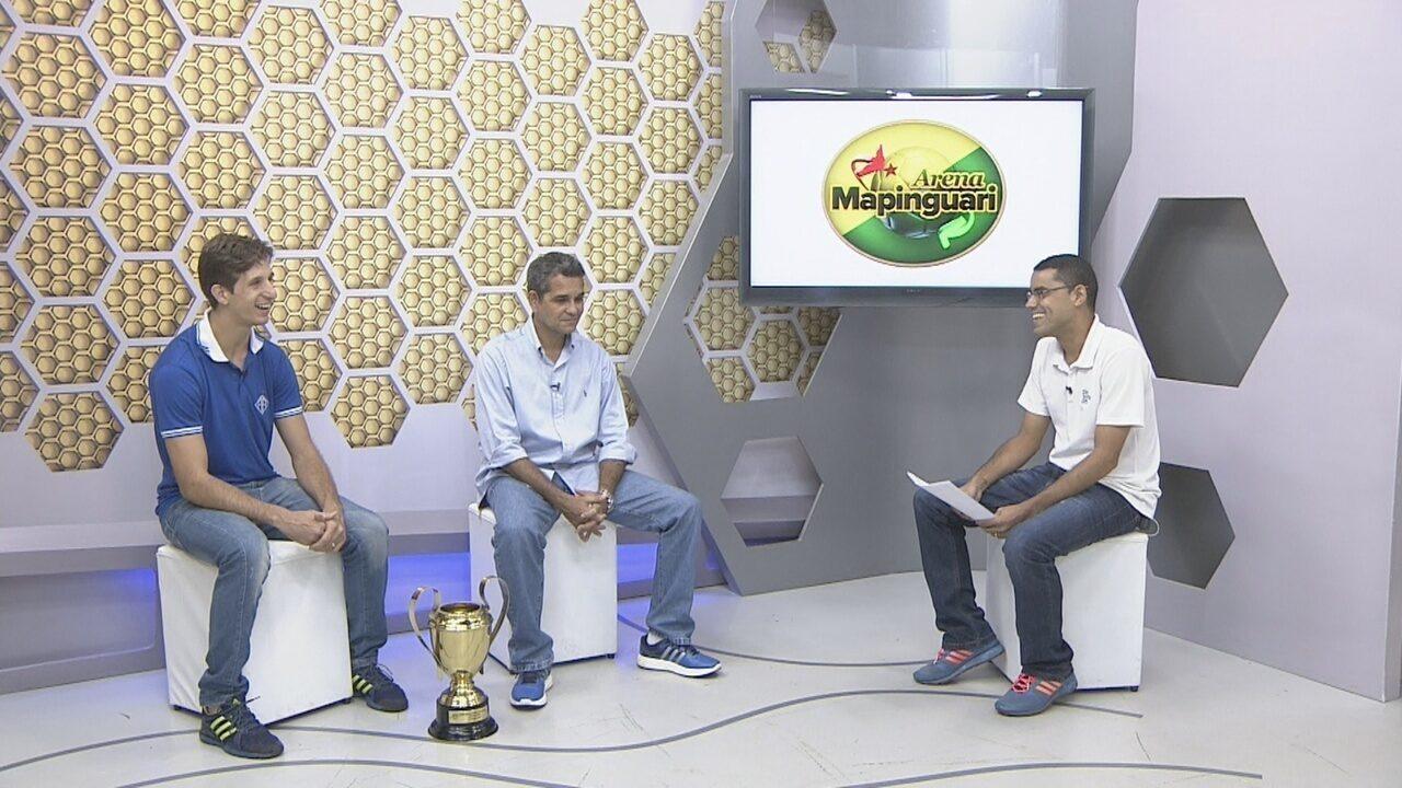 Assista a edição #15 do Arena Mapinguari, com dois campeões do Atlético-AC