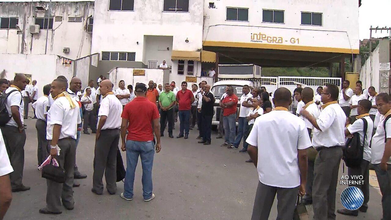 Atrasos: rodoviários fazem assembleia para discutir pautas como o reajuste salarial