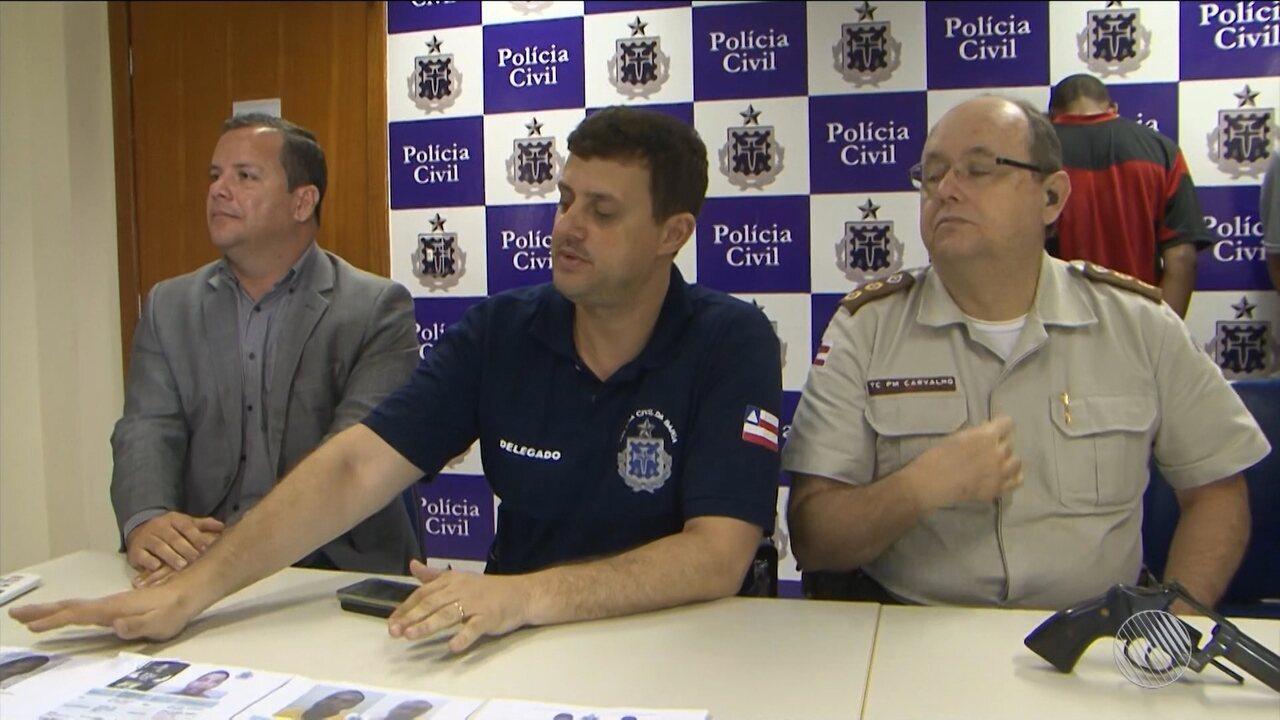 Operação Mandacaru Dois: 12 mandados de prisão são cumpridos em Feira de Santana