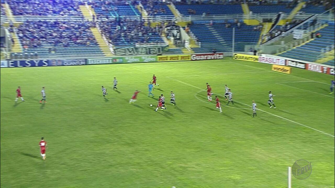 Boa Esporte segura o Ceará e conquista o primeiro ponto na Série B do Brasileirão