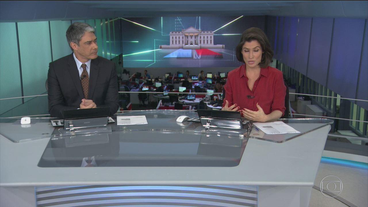 Jornal Nacional - Edição de quarta-feira, 17/05/2016