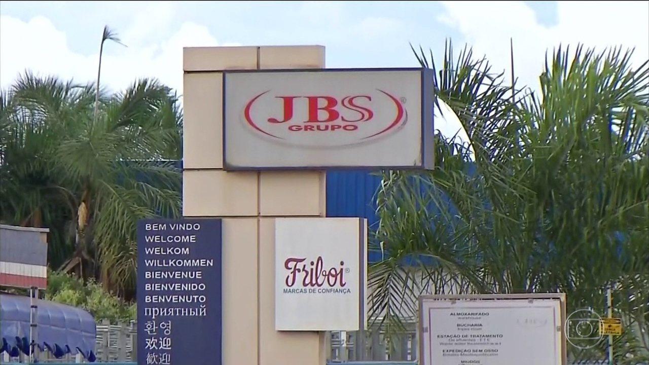 A JBS é hoje considerada a maior empresa do mundo em produtos de origem animal