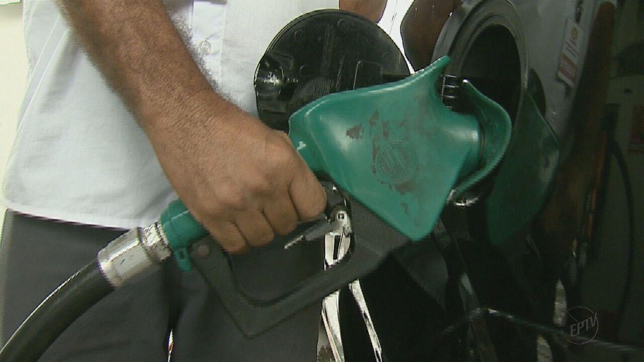 Motorista de Rio Claro, SP, encontra o litro do etanol por até R$ 1,99