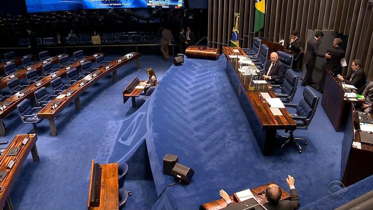 Senadores e deputados gaúchos defendem a saída de Temer