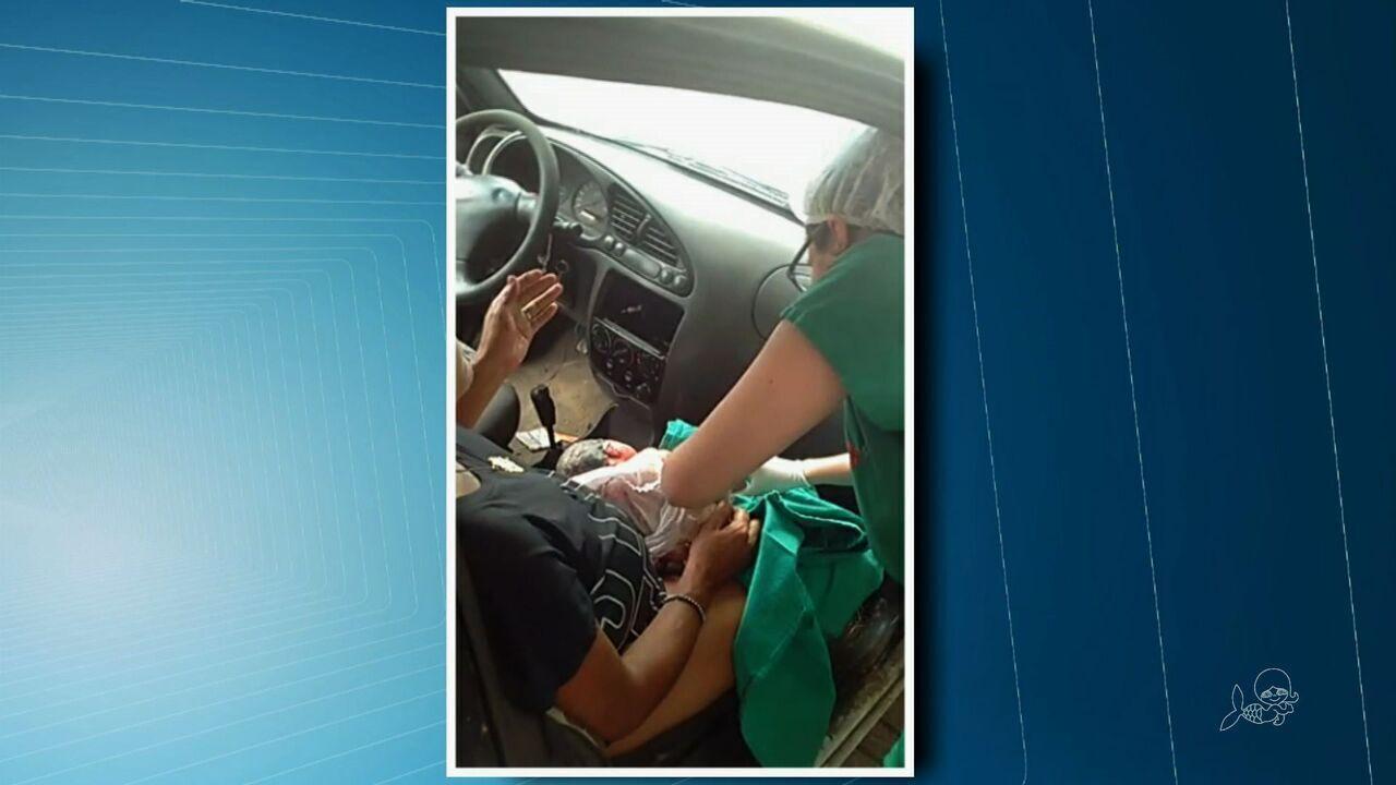 CETV encontra homens que ajudaram a salvar bebês em Fortaleza