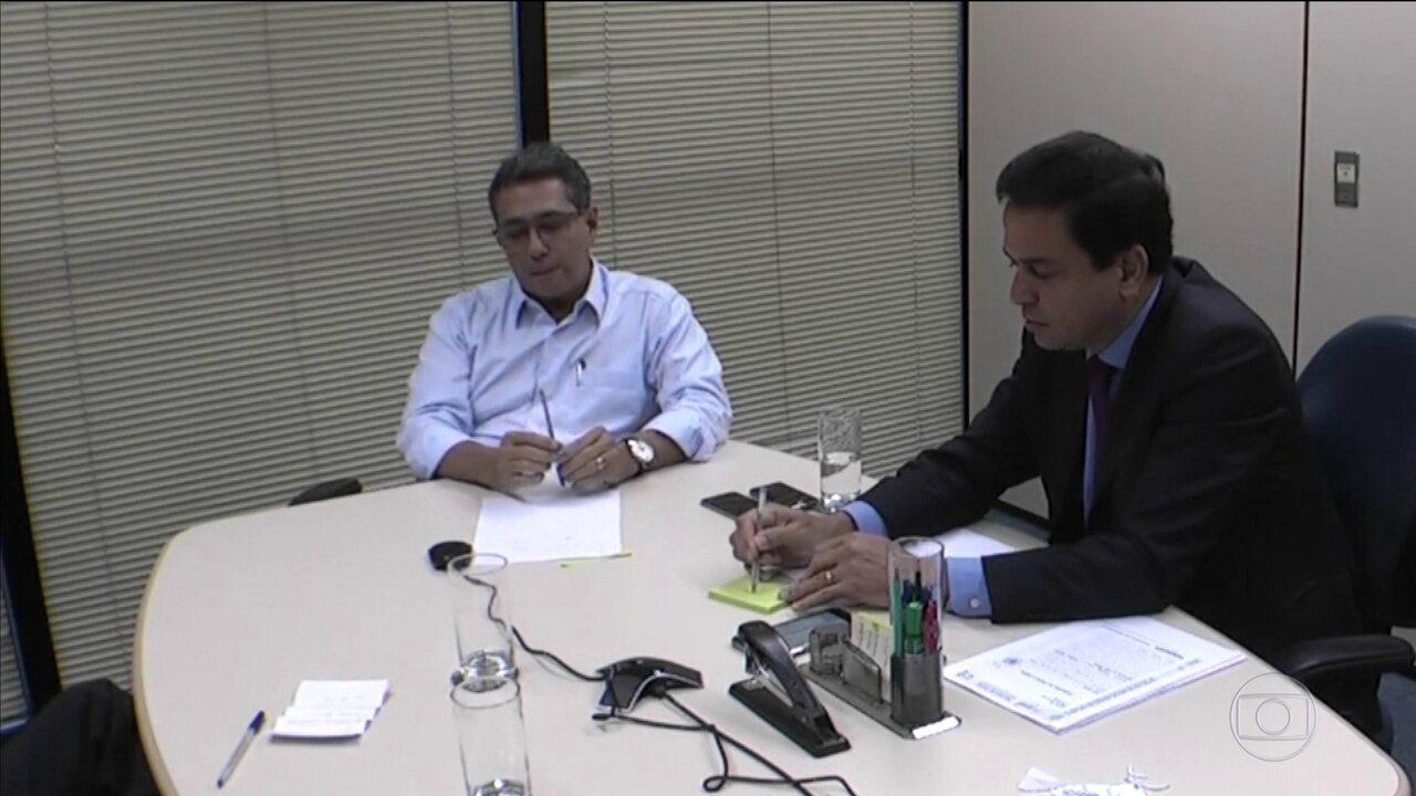 Saud diz que Joesley tentou não pagar os R$ 2 milhões a Aécio