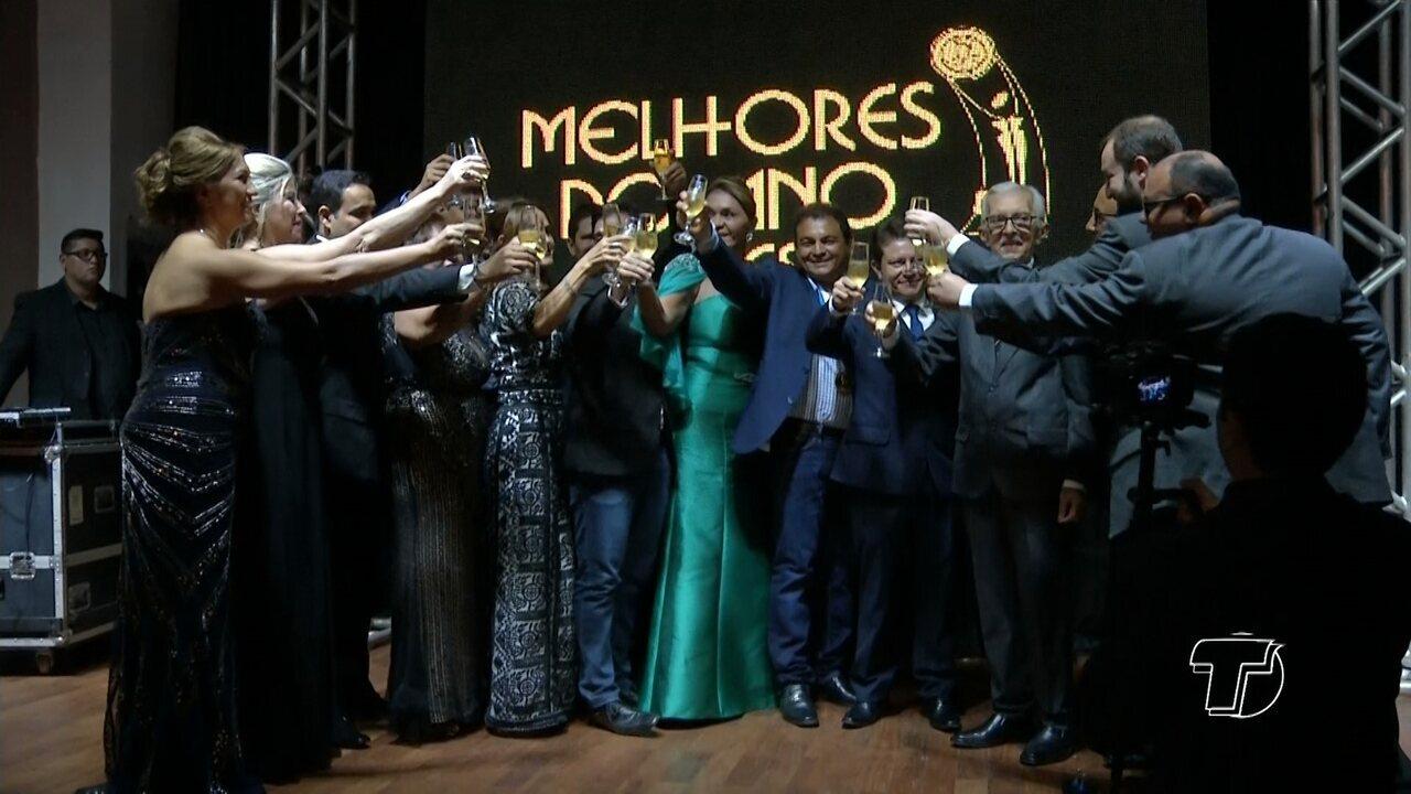 'Melhores do Ano' premia empresários de destaque em Santarém