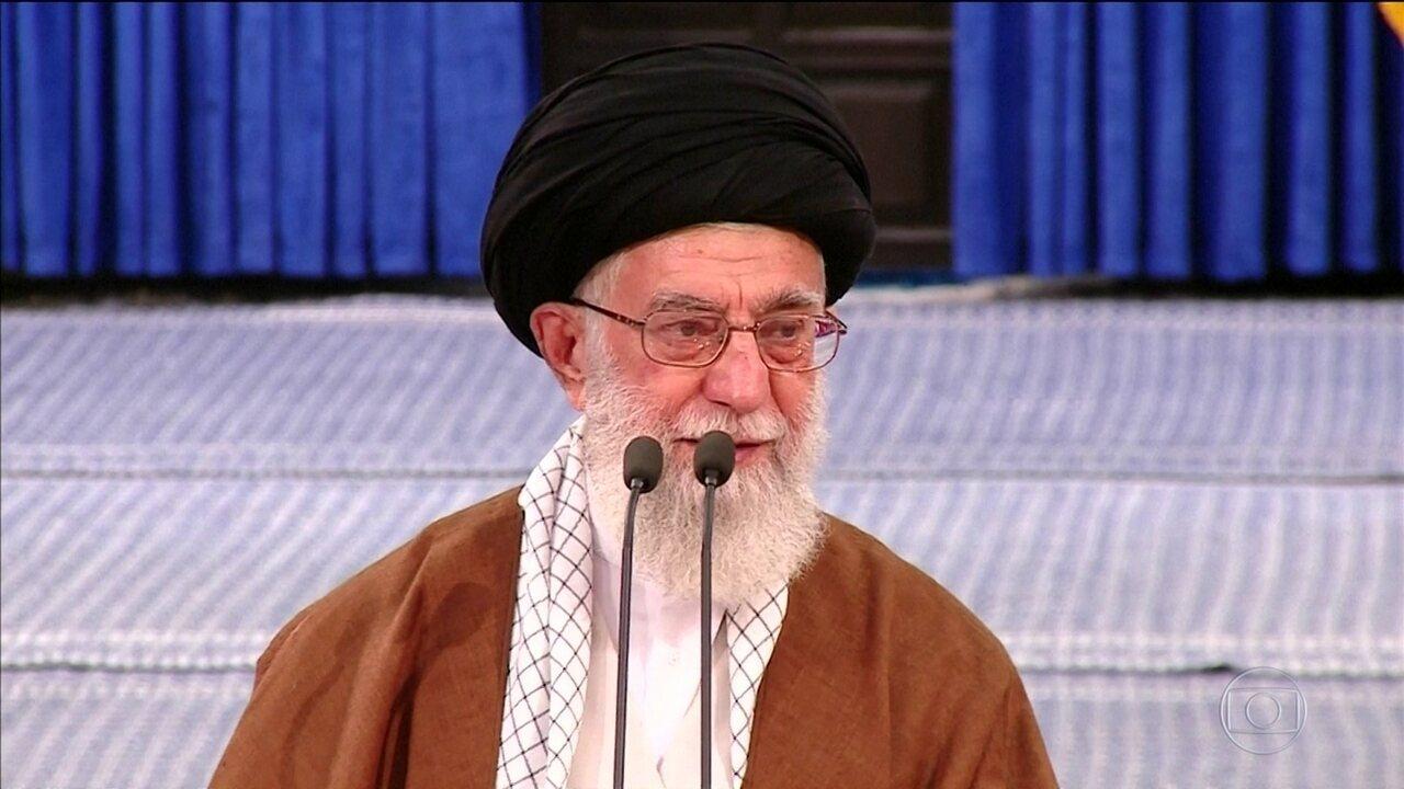 Hassan Rouhani é reeleito presidente do Irã