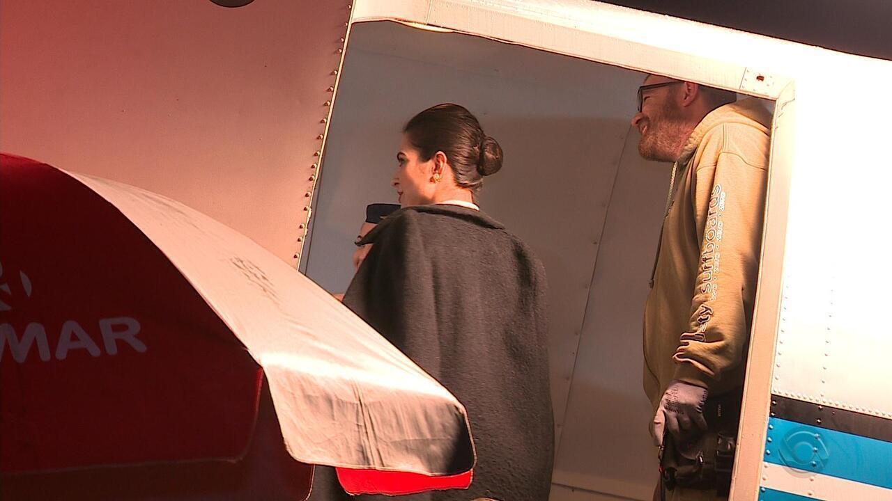 Cléo Pires fala sobre filme 'Legalidade', que tem cenas gravadas no RS