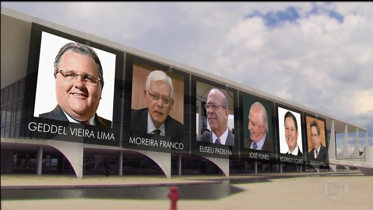 PF prende assessor de Temer e dois ex-governadores do DF