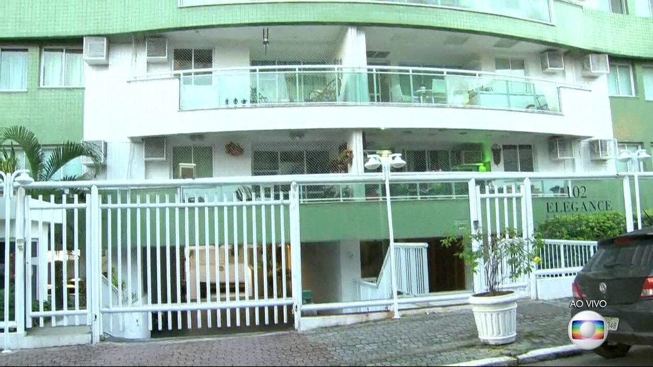 Polícia Federal faz busca no apartamento da irmã de Fernandinho Beira Mar