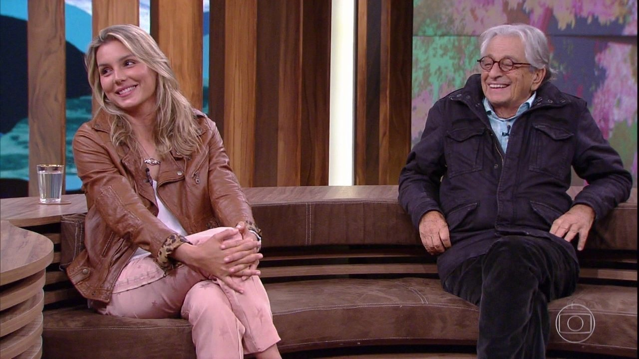 Maya Gabeira afirma que Fernando Gabeira evita falar sobre o passado