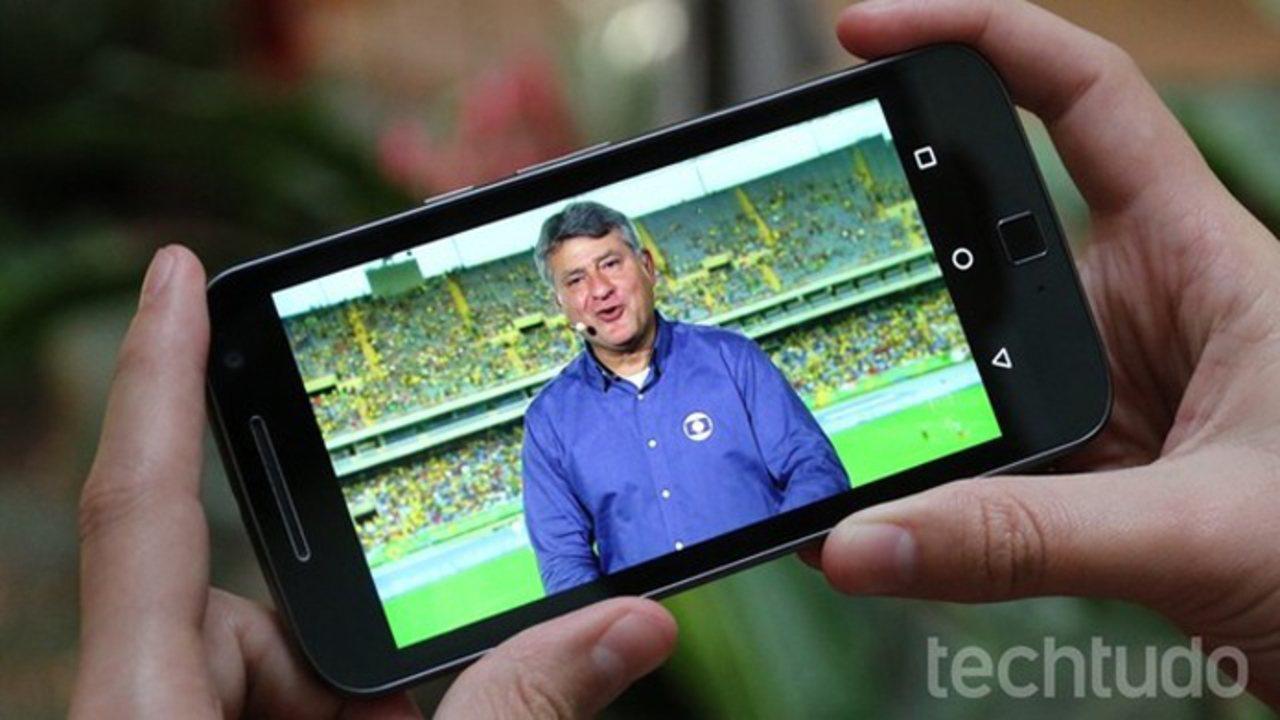 Como assistir a jogos de futebol pelo celular pelo Globo Play