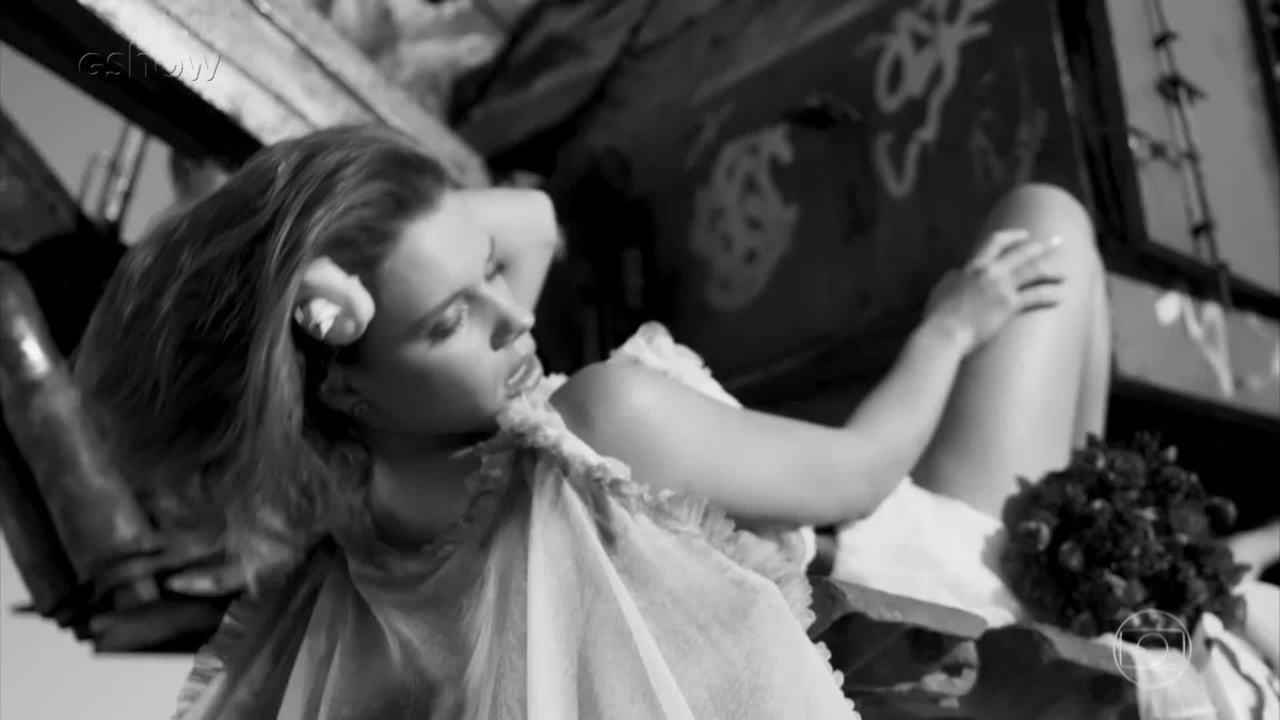 Bruna Linzmeyer mostra o estilo de Cibele