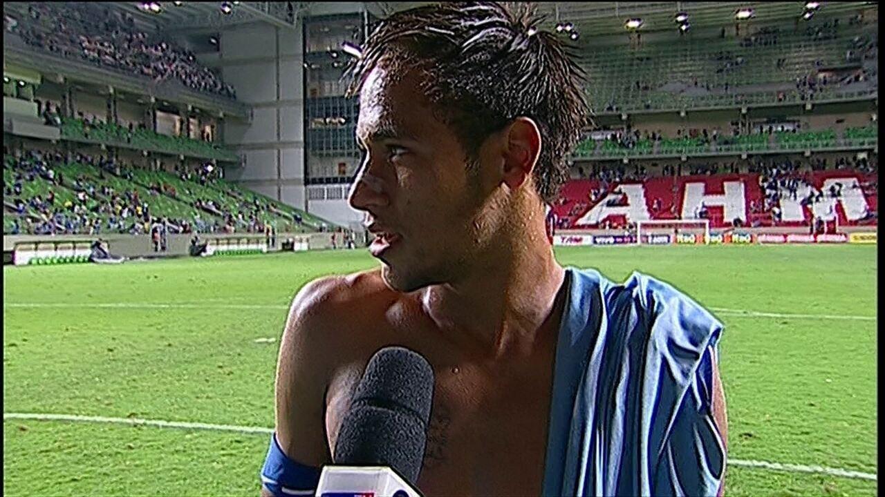 Relembre o dia em que a torcida do Cruzeiro aplaudiu Neymar de pé em Belo Horizonte