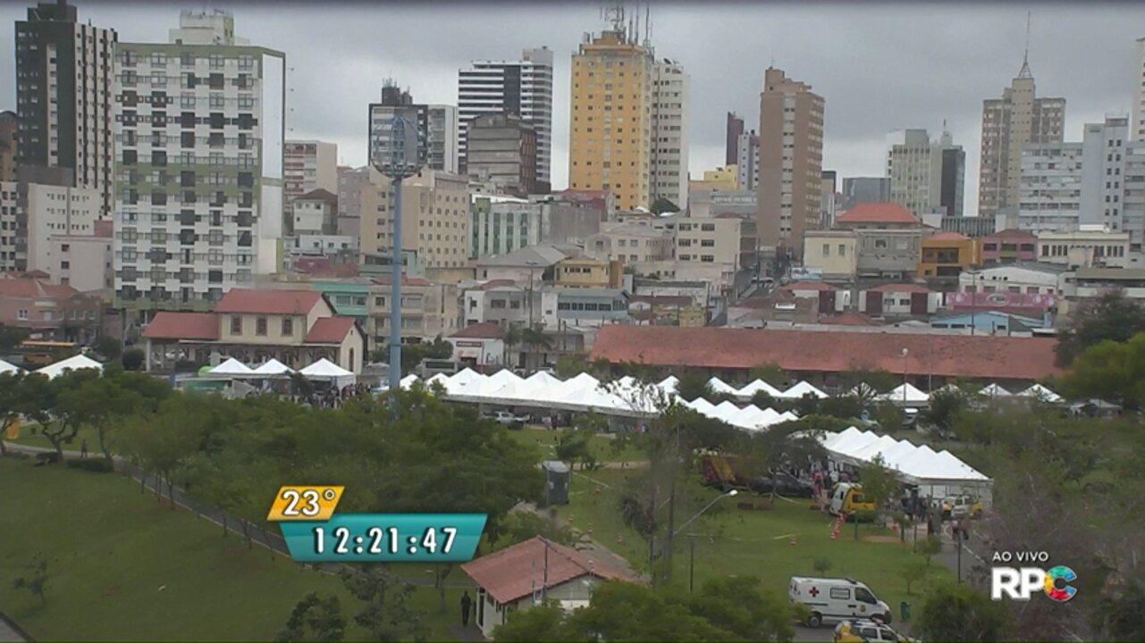 Confira o 1° bloco do jornal especial na Ação Global em Ponta Grossa