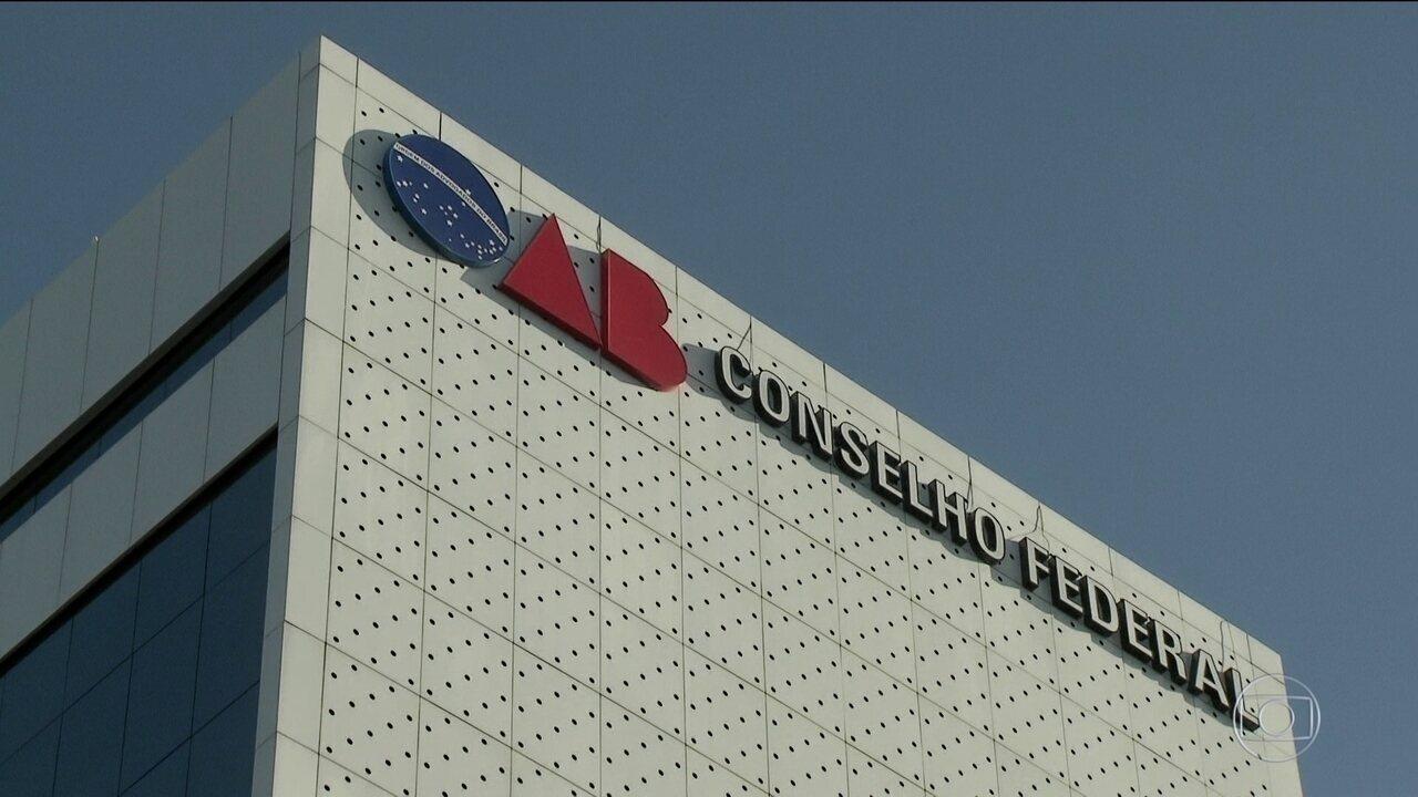 OAB pede ao Supremo informações sobre escritórios envolvidos com JBS