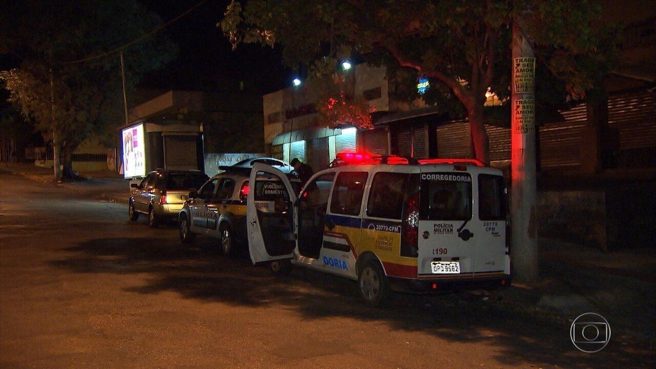 Tiroteio entre policiais assusta moradores na Região da Pampulha, em Belo Horizonte