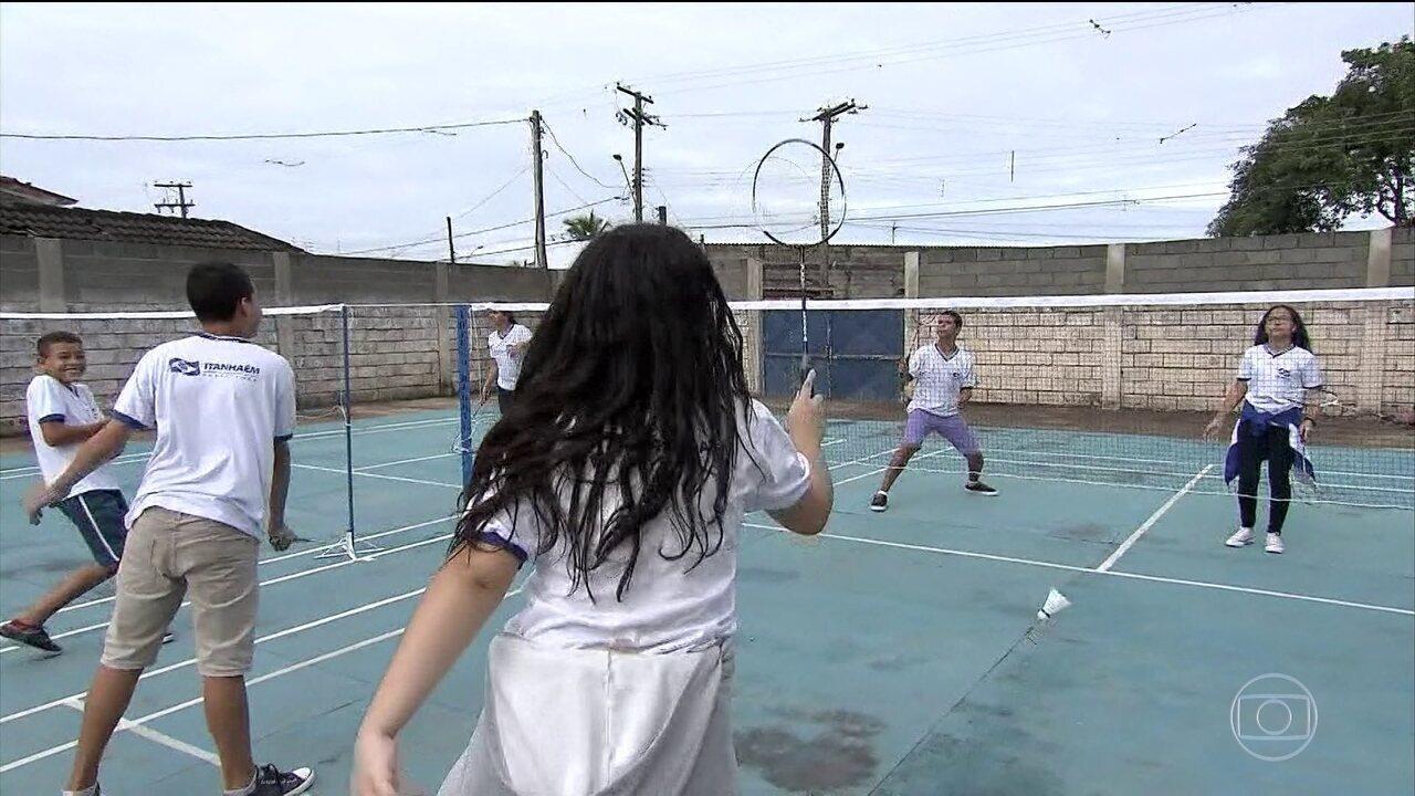 Professores tomam iniciativas para que crianças passem a gostar de atividade física