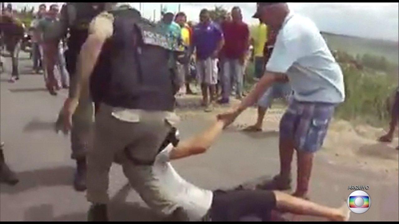 PMs envolvidos em morte em Itambé respondem em liberdade por homicídio